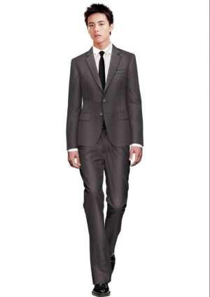 男装时尚服装