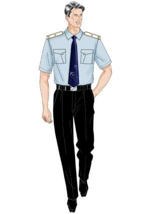 航空男士套装