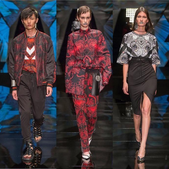 七匹狼赴米兰时装,邀高伟光演绎民族时尚,原来中国也可以这么时尚
